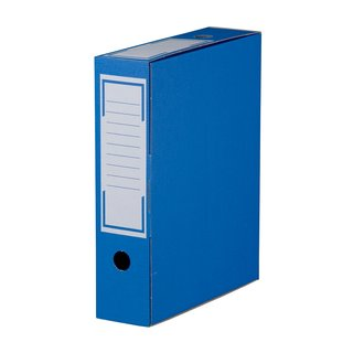 Archiv Ablagebox Color 80, blau